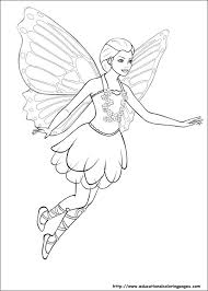 cartoon fairy barbie drawing photos drawing sketch