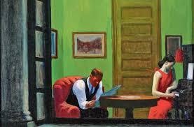 la nuit au bureau edward hopper edward hopper en cinq tableaux choisis