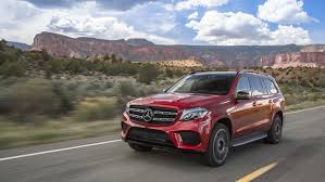 mercedes review review 2017 mercedes gls550 name same muscular suv