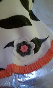 zebra print baby belly cakecentral com