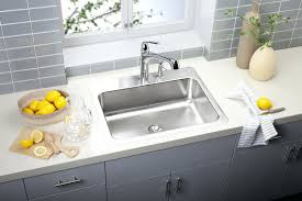 Overmount Kitchen Sinks Drop In Sinks Home And Sink
