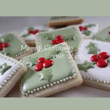1 dozen christmas cookies by sweetthingscompany on etsy 26 00