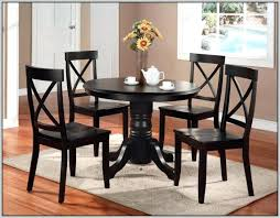 Glass Round Kitchen Table Wonderful Round Glass Top Kitchen Table And Chairs 87 On Interior