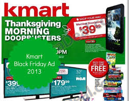kmart black friday ad 2013