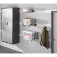 Home Depot Shelves Garage by Gladiator Storage Cabinet As Thought Garage Wall Archives Pointed