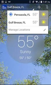 weather channel apk the weather channel for android for free