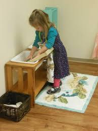 Table Setting Healthy Beginnings Montessori by Birth To 3 Program