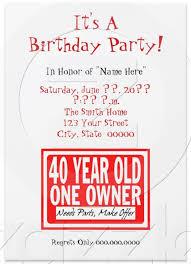 funny birthday invites wording and templates u2013 bagvania free