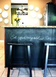 chalkboard in kitchen ideas decorative wall chalkboard emakesolutions