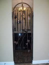decorative metal doors ideas design pics exles