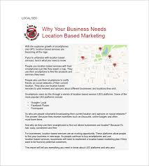 seo marketing plan template u2013 12 free word excel pdf format