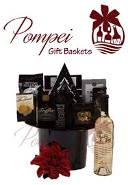 wine gift baskets delivered wedding gift baskets delivered fl from pompei baskets