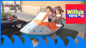 Radio Flyer Turtle Riding Toy Riding A Jetski Car Horse Carousel And A Mechanical Animals Ride