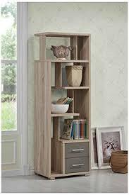 Light Oak Bookcases Antique Walnut Solid Wood 84 Inches Tall Book Shelf Atlantic
