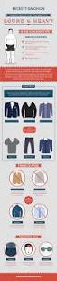 men dress for your body type infographics wellness fashion