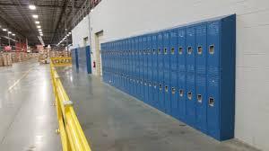 lockers lockers warehouse design
