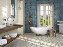 ceramic bathroom floor tile swing glass door using metal door