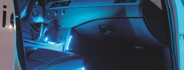 Car Interior Leds Ambient Lighting With Led Interior Lighting Osram