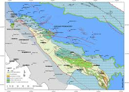 Apulia Italy Map by The Apulia Carbonate Platform U2014gargano Promontory Italy Upper