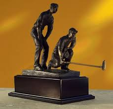 golf statues home decorating golf statues home decorating 2 the minimalist nyc