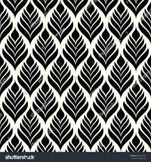 vector seamless pattern background line geometricmodern stock