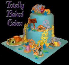 baby s 1st birthday smash cakes for 1st birthday finding nemo babys birthday
