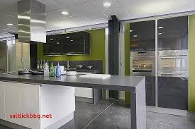 deco cuisine blanche et grise meuble de cuisine blanc laque pour idees de deco de cuisine luxe