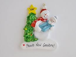 grandparent ornaments personalized 20 best grandparents personalized ornaments images on
