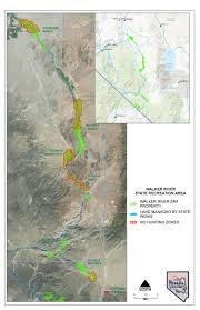 Colorado Bend State Park Map by The Walker River State Recreation Area Nevada U0027s Newest State Park