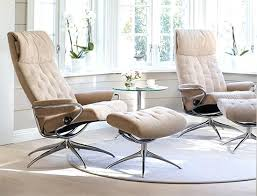 reclining back chair with ottoman reclining back chair city high back leather recliner and ottoman