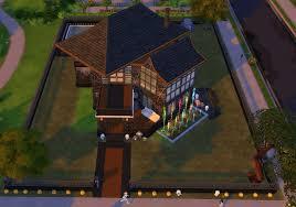 my halloween themed house sims4 album on imgur