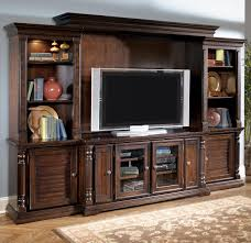 Marlo Furniture Liquidation Center by Millennium Key Town Traditional 4 Piece Entertainment Wall Unit