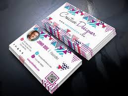 Creative Graphic Designer Business Cards 100 Free Business Cards Psd The Best Of Free Business Cards