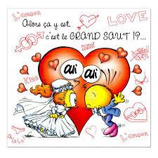 texte felicitation mariage humour cartes piaf papillon mariage le grand saut une carte pour toi