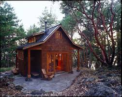 Simple Cabin Plans Gallery Orcas Island Cabin David Vandervort Architects Small