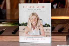 gwyneth paltrow recettes de cuisine les livres de recettes de célébrités peuvent vous empoisonner selon