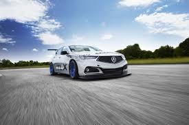 Acura Tlx Spec Acura Tlx A Spec Race Car U00272017