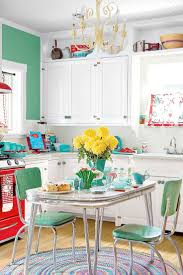 Colorful Kitchen Table by Best 25 Colorful Kitchen Decor Ideas On Pinterest Kitchen Art