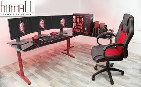 amazon com homall office chair executive swivel leather desk