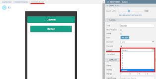ui pattern names creating mobile ui appery io dev center