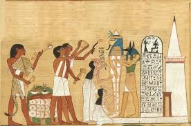 guidebook ancient egyptian afterlife history extra