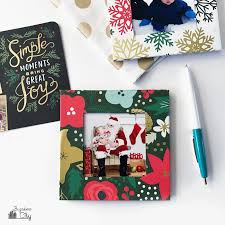 accordion photo album diy accordion photo album for the holidays bugaboocity