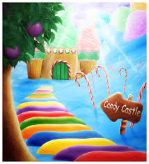 candyland castle candy castle by jester puck on deviantart