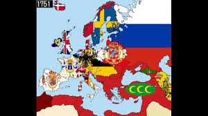 Europe Flags Europe Timeline Of National Flags Part 3 Youtube