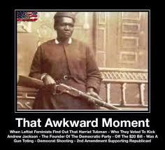 Republican Meme - fact check harriet tubman gun toting republican