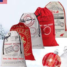 santa sacks unbranded christmas santa sacks ebay