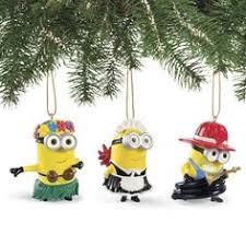despicable me minion ornament stuff to buy minion