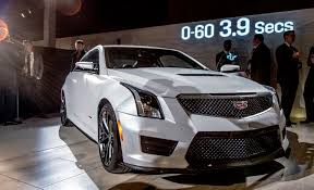 how much is the cadillac ats the 2016 cadillac ats v will be the german kryptonite