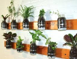 diy vertical herb garden diy video model summer rayne oakes shows you how to make a mason