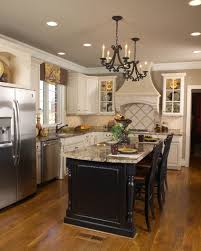 white kitchen with black island white kitchen black island traditional kitchen other by